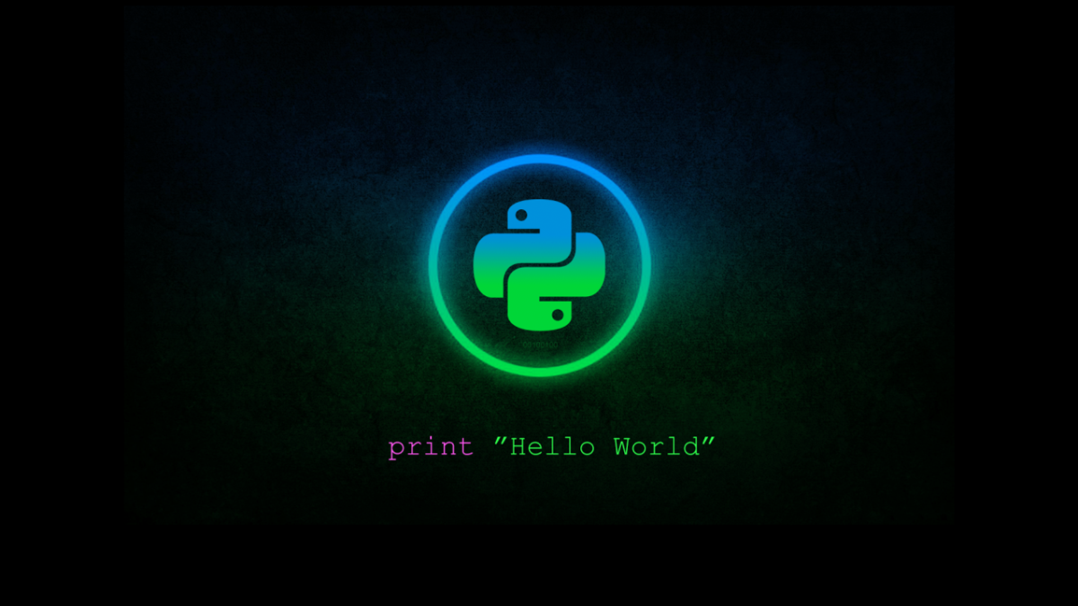 Python Programming Language Wallpaper