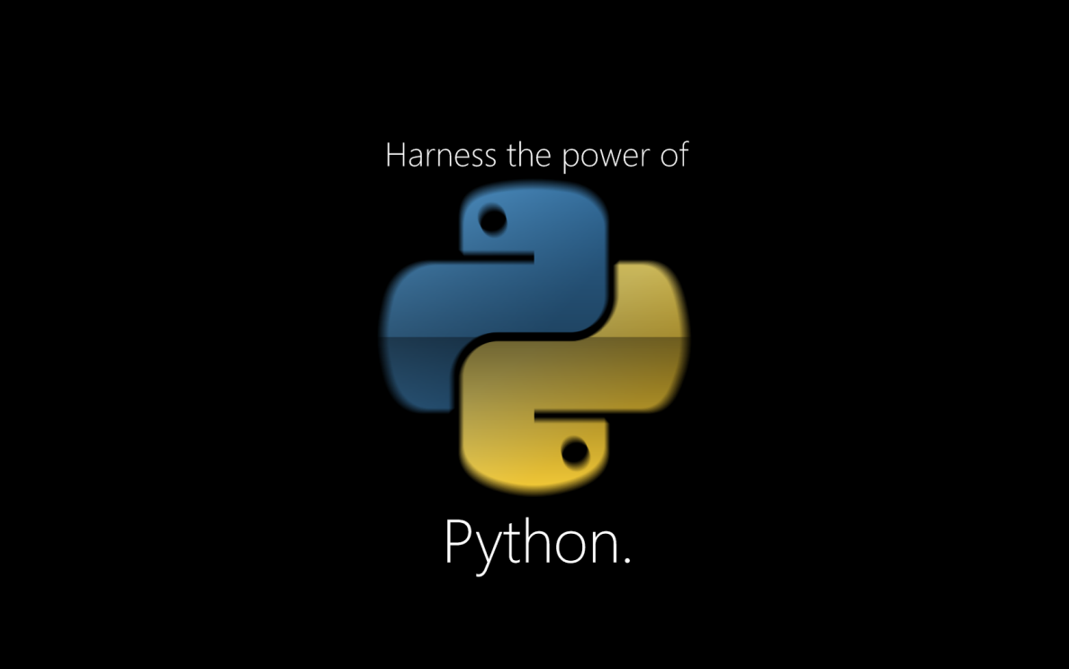 Python Programming Desktop Background