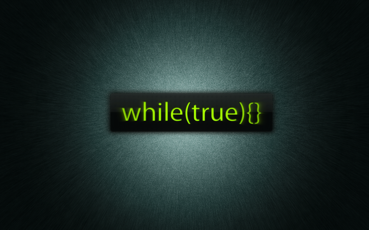 Simple write code Python wallpaper