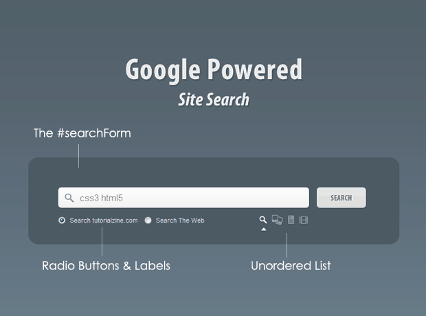 60+ Best Free Jquery Search Bar HTML & CSS