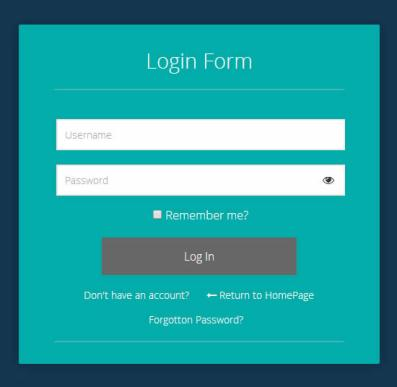 Depicto – Login & Registration Form Pack