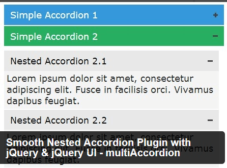 30 Best Jquery Accordion Tabs HTML Templates