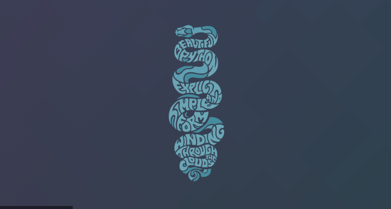 Geek Programming Python Wallpaper