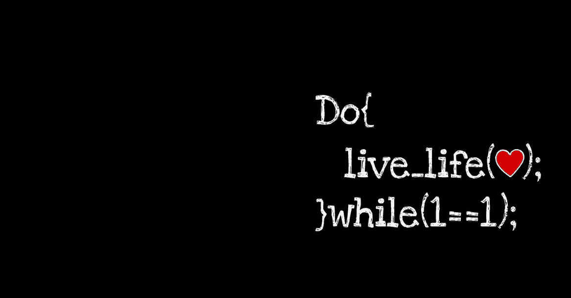 Do Live Life HD Wallpaper