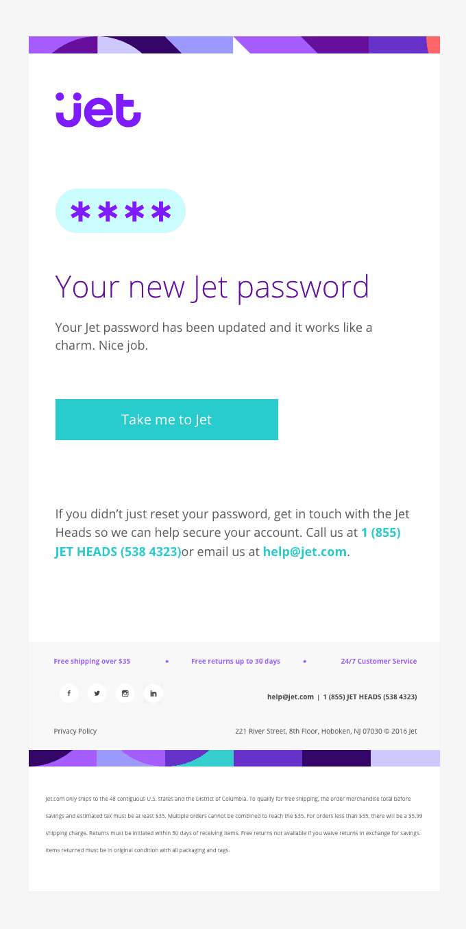 Forgot Password Email Template With Format Content