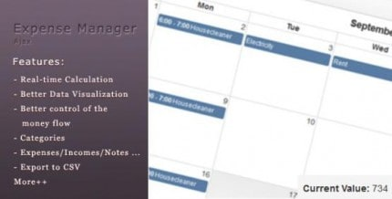 ajax-Expense-Manager-code-php-calendar-430x218