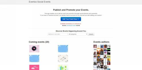 eventoo-php-social-events