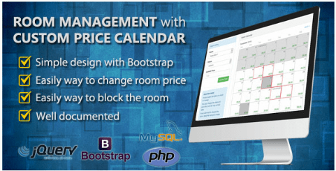 Room Management with Custom Price Calendar