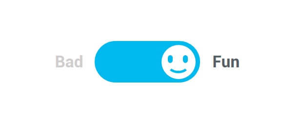 Smile Toggle Switch