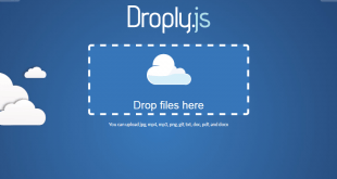 Drag & Drop File Uploader