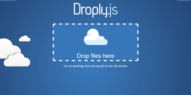 30 Best Different Type Of Drag And Drop File Uploders