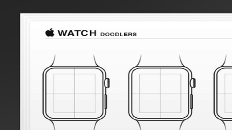 Apple-Watch-Doodlers