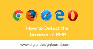 php detect browser