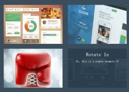 50+ Best Image Hover Effects with CSS3 & JavaScript