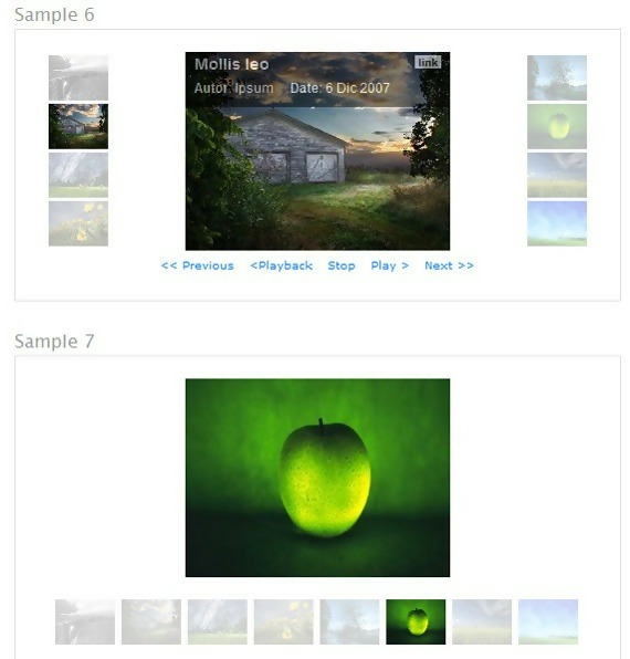 jQuery Gallery Plugin With Thumbnails
