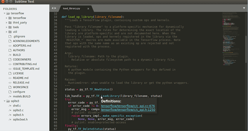 Sublime Text PHP Editor