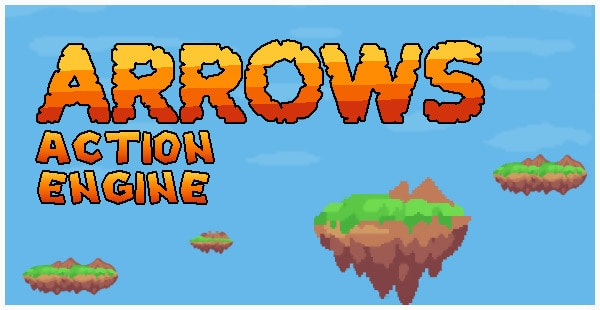 Arrows 2D Action Engine