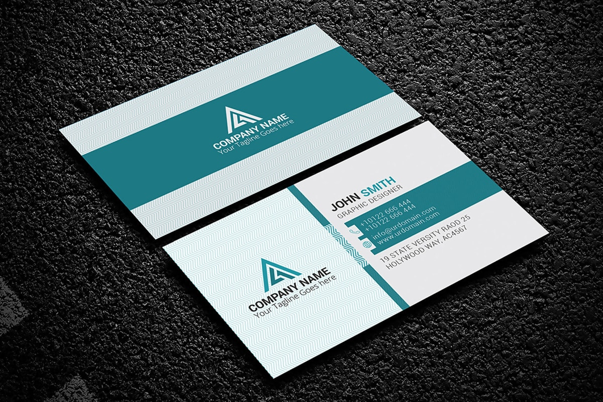 100+ Free Creative Business Cards PSD Templates