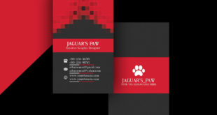 free creative business cards psd