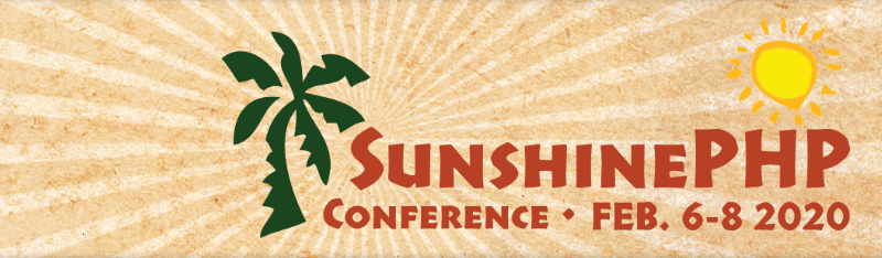 Sunshine PHP Developer Conference 2020