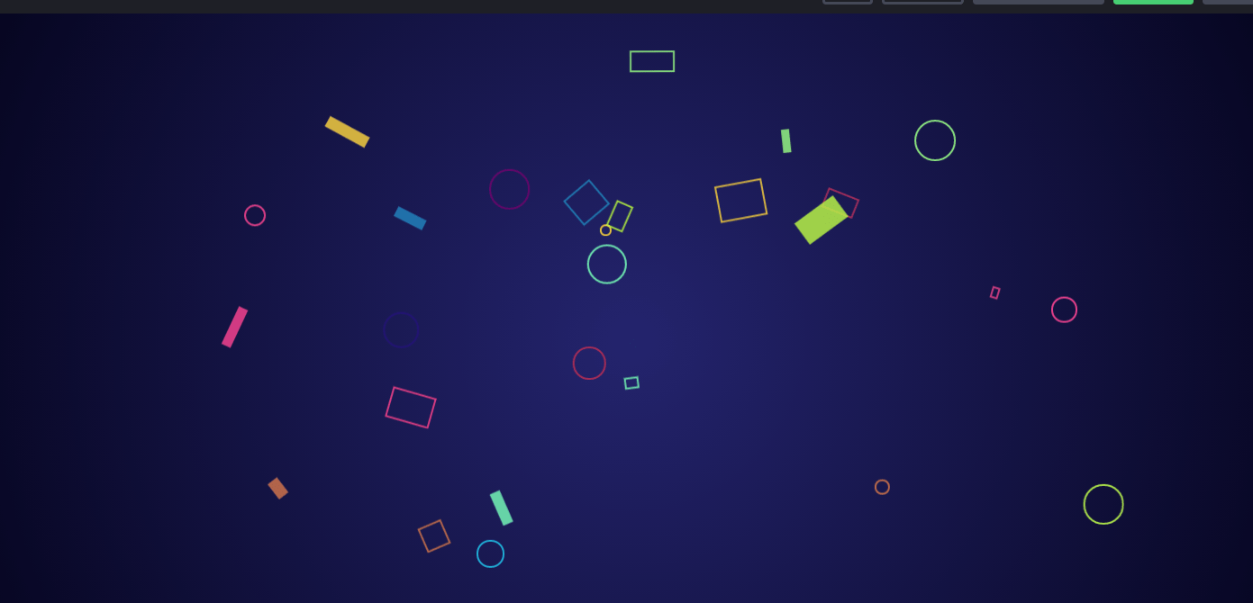 CSS Particles