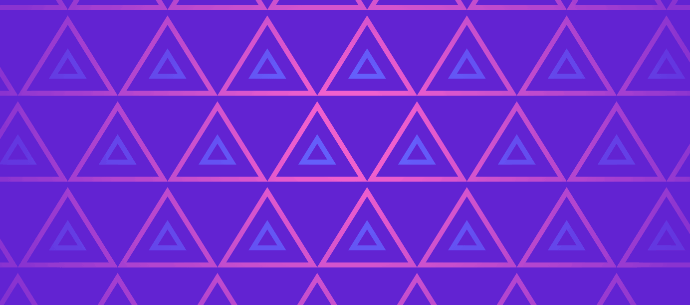 Infinite SVG Triangle Fusion