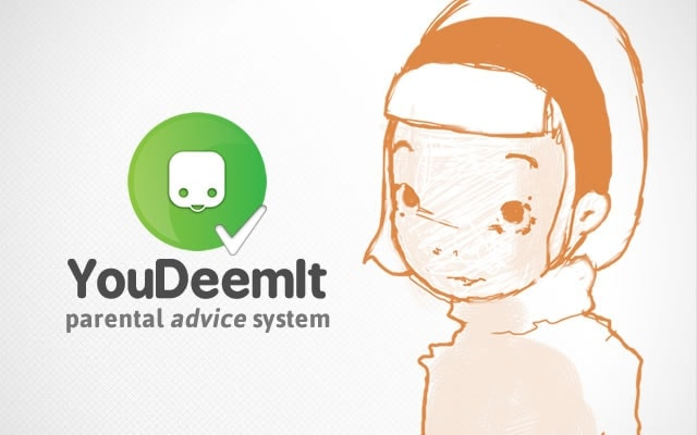 YouDeemIt – parental advice system