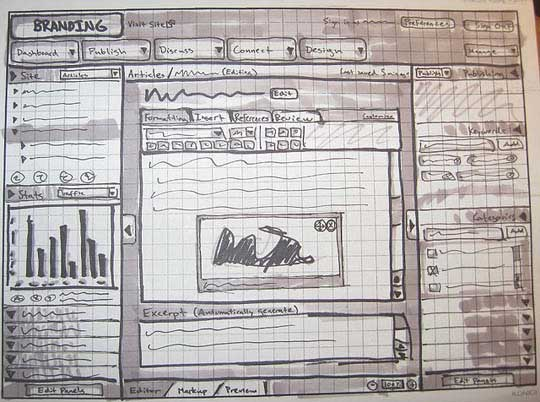 Librespeak Interface Sketch