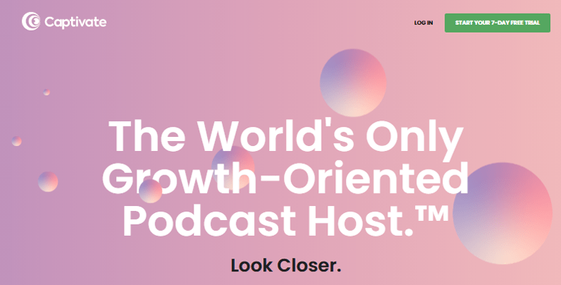 Best Podcast Hosting Captivate