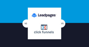 Leadpages vs Clickfunnels