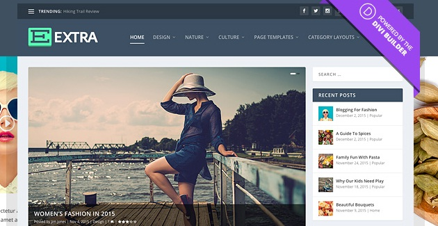 Extra-v2.0.16 The Ultimate Magazine WordPress Theme